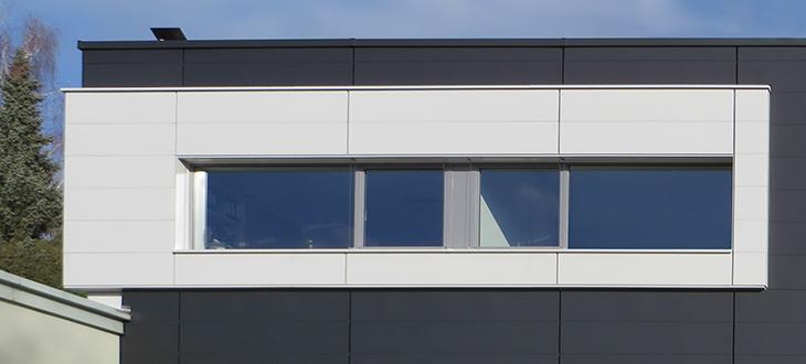 Metallbau Prüfer - Neubau Büro
