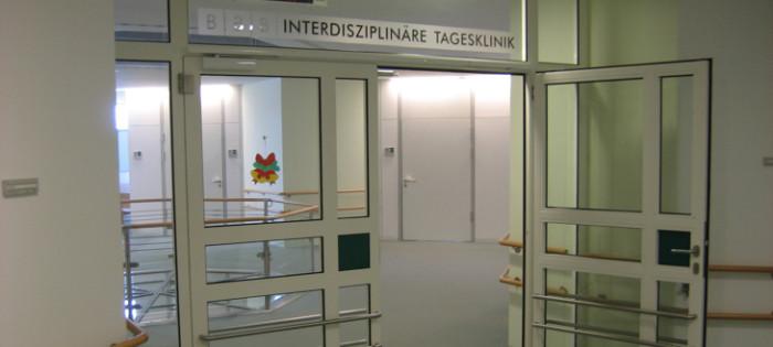 Diakomed Klinikum Hartmannsdorf - Türanlagen